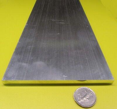 7075 T651 Aluminum Bar 38 .375 Thick X 6.0 Wide X 12 Length