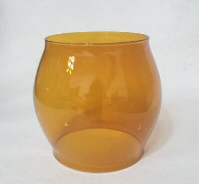 Amber Glass Globe for Optimus930 Lantern / Coleman200A  lamp