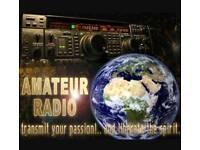 Amateur radio shack for sale