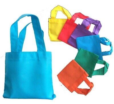 TOTE BAG WHOLESALE LOT OF 48 Non Woven 6