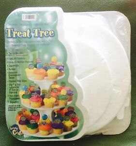 Styrofoam Cupcake Stand 3 tier for 48 pcs.