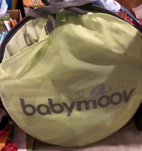 Babymoov Anti UV Baby Tent Blue/Green