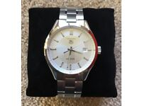 TAG HEUER CARRERA AUTOMATIC MEN'S WATCH IN EXCELLENT CONDITION.