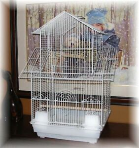 Cage Neuve pour pinsons, perruches, canaries etc.