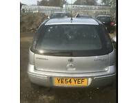 Vauxhall corsa c tailgate (breaking whole car)