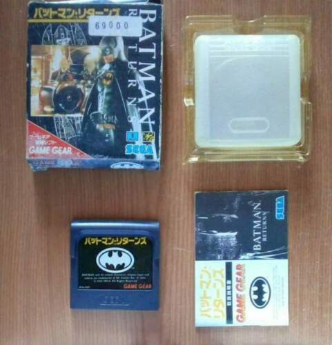 Game gear Batman Returns