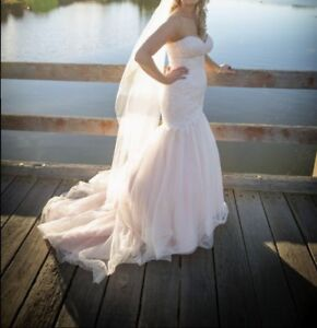 Maggie Sottero Haven size 10-12
