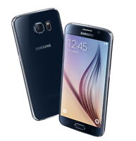 Samsung s6 sapphire black, sealed brand new only $550