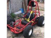 Gx240 off road buggy