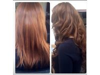 Hair Extensions, Removal & Maintence