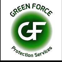 Sales Representative- Green force Protection Services