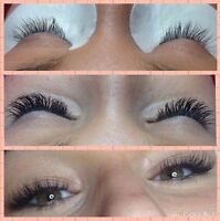 Certified Lash Technician Holiday Special- Extensions $40-60