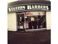**BARBER REQUIRED FOR BUSY SOUTHSIDE BARBERS **