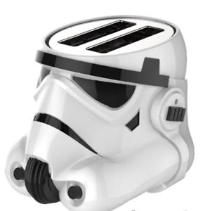 Disney Star Wars Stormtrooper Toaster $40 (brand NEW)
