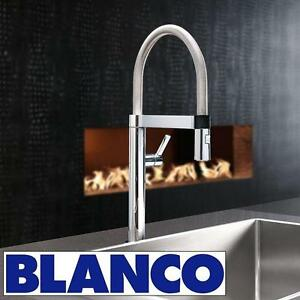 NEW GLANCO PULL-DOWN KITCHEN FAUCET - 118600343 - CULINA CHROME 1-HANDLE KITCHEN FAUCET