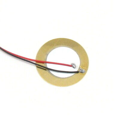 Piezo Pickup Transducer Disk 27mm Acoustic Guitar Violin Ukulele Mandolin