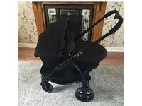 Icandy strawberry pram/stroller