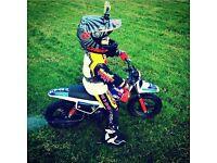 •Bargain •£500 Ono .Yamaha Pw 50 /peewee 50 kids motorbike
