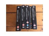 DVD box set series 1-5