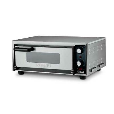 Waring Wpo100 Single Deck Pizza Oven Electric Countertop