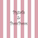 Pigtails and pompoms