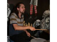 Drums/percussion teacher - Learn drums in north west London!