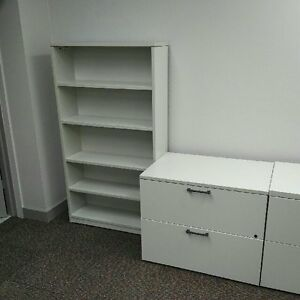Used Lacasse Laminate Bookcase