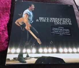 Bruce Springsteen &The E Street Band