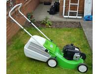 Viking petrol grass cutter