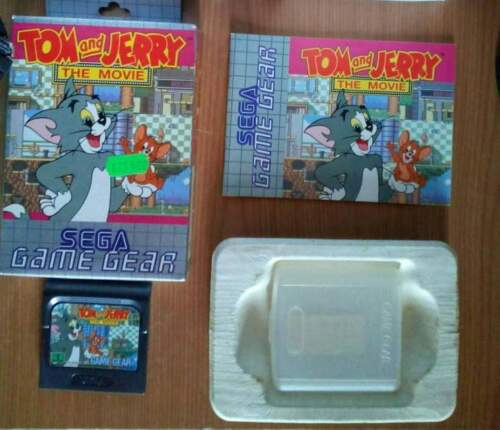 Game gear Tom & Jerry
