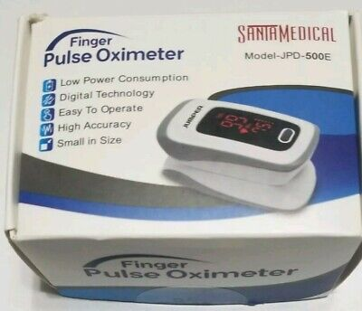 Jumper Pulse Oximeter With Case