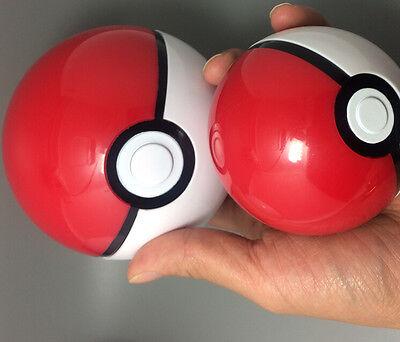 10Pcs Lot Pokemon Pokeball Pop-up Poke Ball 7cm Figure Toys New Cosplay Gift