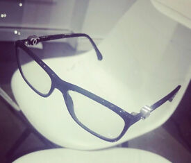 CHANEL GLASSES £120.00 - VERY GOOD CONDITION - 6 MONTHS OLD