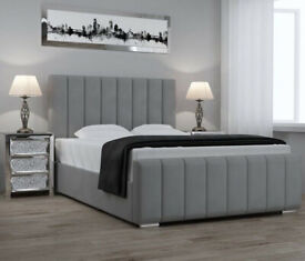 ✅✅ YOU ARE BUYING DIRECT FROM FACTORY, KING BED WITH MATTRESS 260£