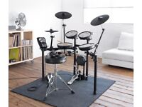 Professional Drum Kit For Rent