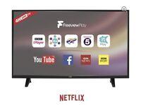 """Brand new in box LOGIK 55"""" 4K TV"""