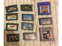 11 Gameboy Games