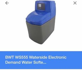 BWT WS555 Water Softener - Brand New