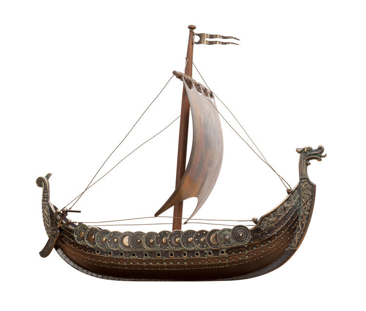 How To Make A Model Of Viking Ship