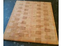 Solid Oak and Beech end grain Chopping boards
