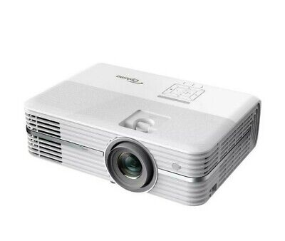 Optoma 4K UHD Home Theater Projector - UHD50 BRAND NEW (OPEN BOX) WH