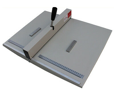 18 460mm Manual Paper Creasing Machine Paper Scoring Creaser