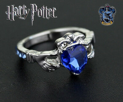 Harry Potter Ravenclaw House Ring  Wizarding World  Noble  Hogwarts  Jewelry  Hp