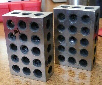 1-2-3 Precision Block Pair