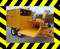 ★★★ 416-836-2580 WOOD CHIPPER RENTAL TORONTO GTA FROM $133/DAY★★