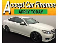Mercedes-Benz C220 AMG FROM £72 PER WEEK!