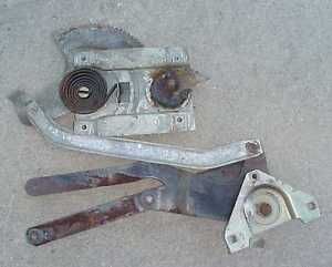 1965 66 mustang right door window regulator for 2000 mustang window regulator