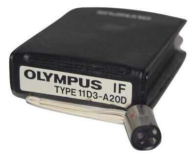 Olympus Industrial Fiberscope If 11d3-a20d If Optical Tip Adapter