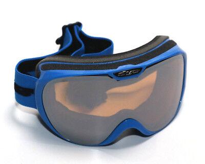 DYE d2S Snowboardbrille Skibrille blau ()
