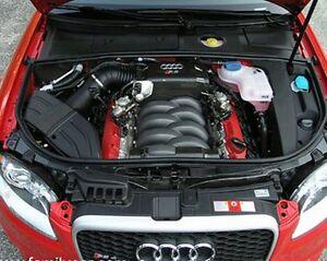 2007 Audi RS4  Sedan Misano Red - very rare